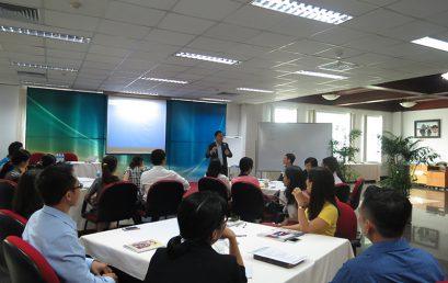Chương trình đào tạo Kỹ Năng Quản Lý Hiệu Quả cho Tập Đoàn Lotte
