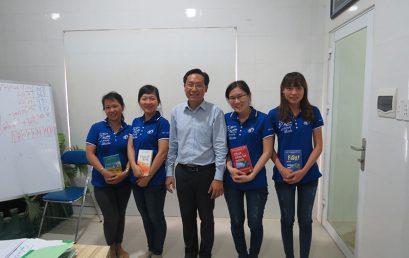 Đào tạo kỹ năng bán và chăm khách hàng hiệu quả cho công ty Hải Sơn
