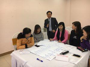 IMG 0619 300x225 Đào Tạo Kỹ Năng Bán hàng và chăm sóc khách hàng chuyên nghiệp Cho VCCI Đà Nẵng