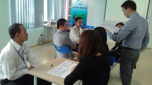 IMG 2598 300x169 Đào tạo Public: Kỹ năng giao tiếp và thuyết trình tại Hà Nội ngày 20/12/2016