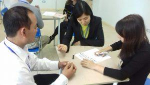 IMG 2599 300x169 Đào tạo Public: Kỹ năng giao tiếp và thuyết trình tại Hà Nội ngày 20/12/2016