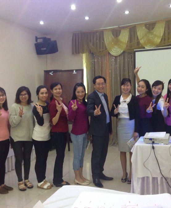 Đào Tạo Kỹ Năng Bán hàng và chăm sóc khách hàng chuyên nghiệp Cho VCCI Đà Nẵng