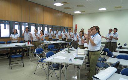 Chương trình Đào Tạo Giảng Viên ( Train The Trainer ) cho  Công ty Cao Su Chính Tân