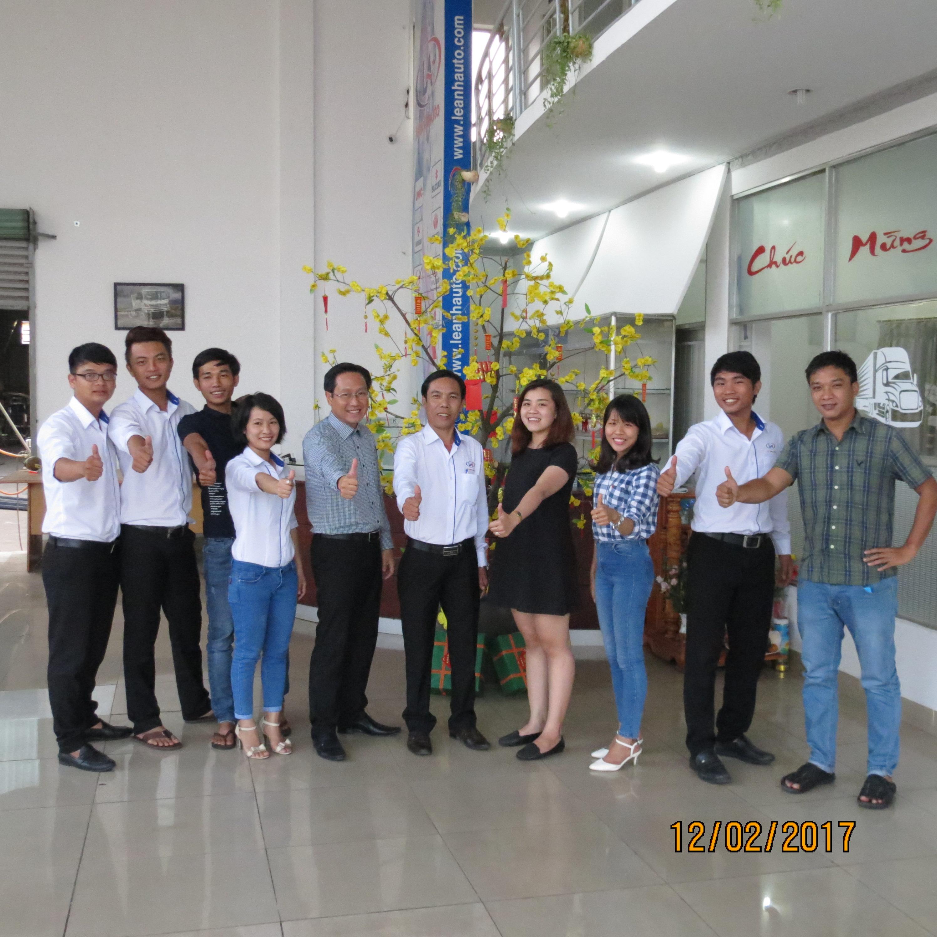 Đào tạo kỹ năng bán và chăm khách hàng hiệu quả cho Công Ty Lê Anh