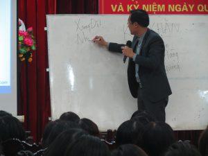 IMG 0194 300x225 Đào Tạo Kỹ Năng Giao Tiếp và Phục Vụ Khách Hàng Cho Agribank Hà Tây, Hà Nội
