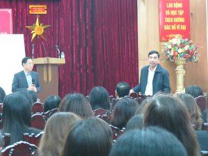 IMG 0206 300x225 Đào Tạo Kỹ Năng Giao Tiếp và Phục Vụ Khách Hàng Cho Agribank Hà Tây, Hà Nội