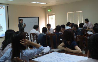 Đào tạo Kỹ Năng Lãnh Đạo và Quản Lý Hiệu Quả cho Công Ty AICA
