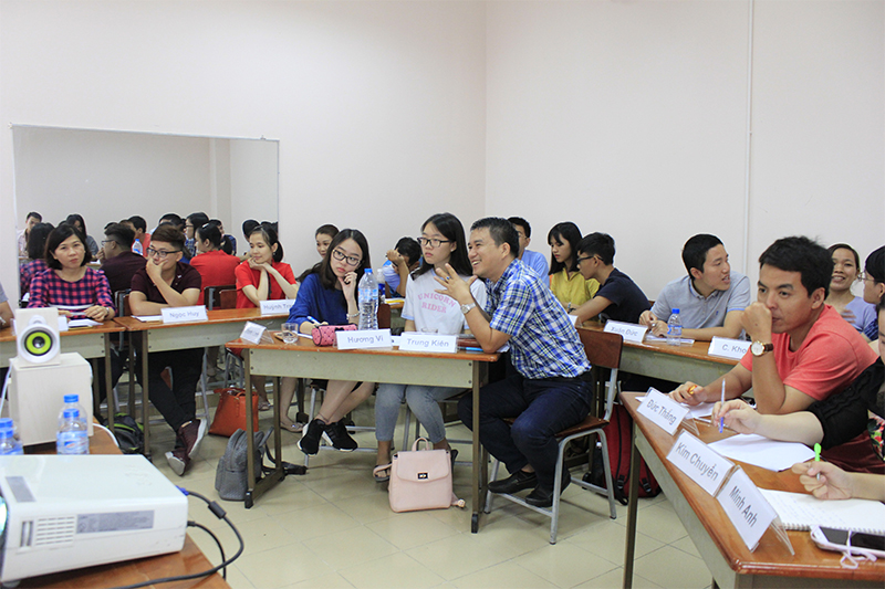 Đào tạo Public: Kỹ năng giao tiếp và thuyết trình tại Hồ Chí Minh Ngày 17, 18/06/2017