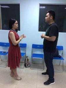dao tao ky nang giao tiep thuyet trinh ha noi8 225x300 Đào tạo Public: Kỹ năng giao tiếp và thuyết trình tại Hà Nội Ngày 17, 18/06/2017