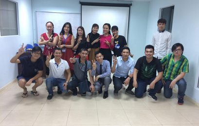 Đào tạo Public: Kỹ năng giao tiếp và thuyết trình tại Hà Nội Ngày 17, 18/06/2017