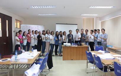 CHƯƠNG TRÌNH ĐÀO TẠO CHO Tổng công ty Hàng không Việt Nam – CTCP- Trung tâm khai thác Tân Sơn Nhất