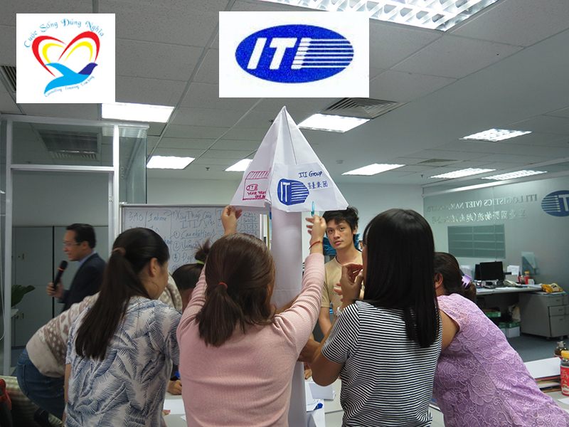 dao tao ky nang to chuc cong viec iti11 copy Chương trình đào tạo cho Công Ty TNHH Vận Tải Quốc Tế I.T.I Lần 2