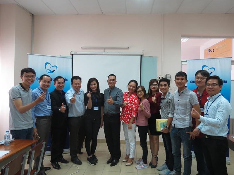 """Đào tạo public: """"Kỹ Năng Giao Tiếp Và Thuyết Trình Thuyết Phục"""" tại Hồ Chí Minh Tháng 11"""