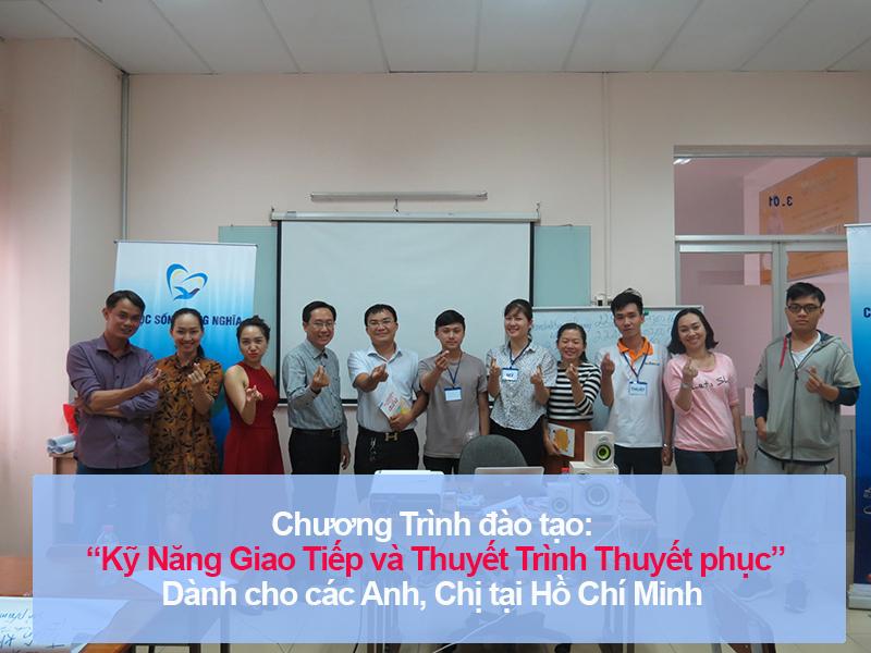 """Đào tạo public: """"Kỹ Năng Giao Tiếp Và Thuyết Trình Thuyết Phục"""" tại Hồ Chí Minh Tháng 12"""