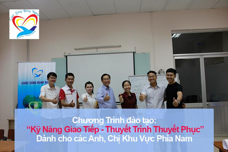 """ky nang giao tiep thuyet trinh Đào tạo public: """"Kỹ Năng Giao Tiếp và Thuyết Trình Thuyết Phục"""" tại Hồ Chí Minh"""
