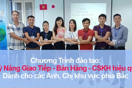 """Đào tạo Kỹ Năng Giao Tiếp – Bán Hàng và Chăm Sóc Khách Hàng Chuyên Nghiệp"""" tại Hà Nội tháng 9"""