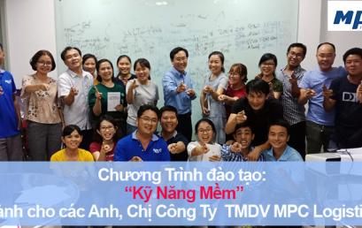 Chương trình đào tạo Các Kỹ Năng Mềm Cho Công Ty TMDV MPC Logistics
