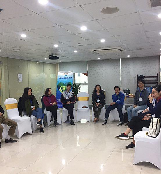 """Đào tạo public: """"Kỹ Năng Giao Tiếp và Thuyết Trình Thuyết Phục"""" tại Hà Nội tháng 2-2019"""