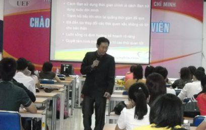 Đào Tạo Sinh Viên ĐH Kinh Tế Tài Chính HCM