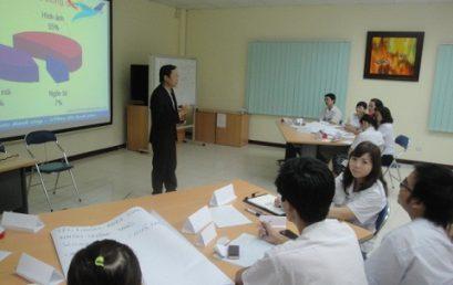 Đào Tạo Kỹ Năng Giao Tiếp Cho Công Ty SYM Việt Nam