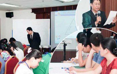 Đào Tạo Kỹ Năng Giao Tiếp Và Bán Hàng Cho Vietcombank