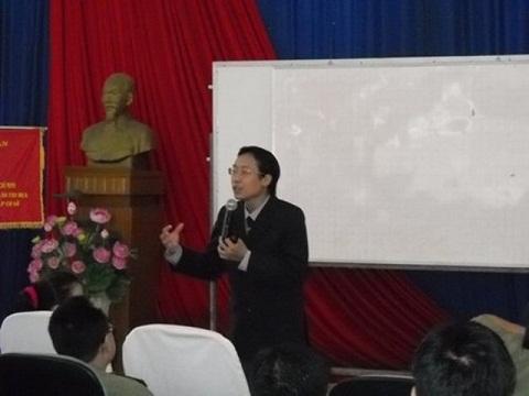 Đào Tạo Văn Hóa Giao Tiếp Ứng Xử Cho Cục Hậu Cần Công An TPHCM