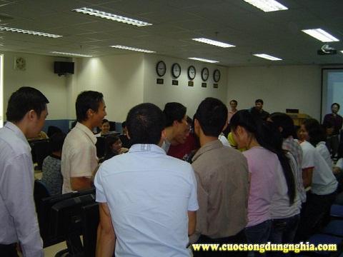 Đào Tạo Kỹ Năng Bán Hàng Cho Công Ty Việt Thắng