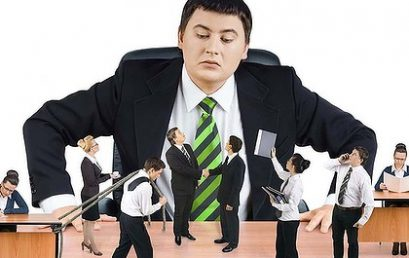 Cách Ứng Xử Với Sếp