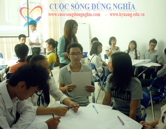 Đào Tạo Kỹ Năng Cho Học Đường – VICKO