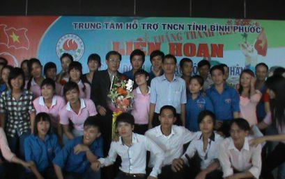Đào Tạo Kỹ năng tìm thấy niềm vui trong công việc tại khu công nghiệp Bình Phước