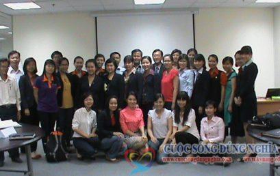 Đào Tạo Kỹ Năng Đàm Phán Thương Lượng cho Sacombank HCM