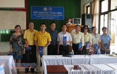 Đào tạo Kỹ năng Tổ Chức Công Việc và Quản Lý Thời Gian tại Trường CĐ Nghề TP.HCM