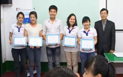 Đào tạo kỹ năng giao tiếp và bán hàng hiệu quả cho Du Lịch Việt