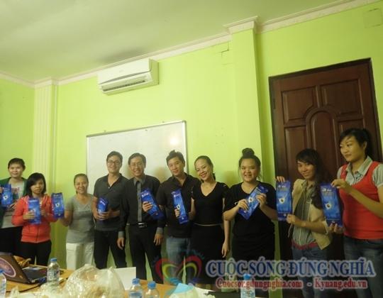 Đào tạo Giao tiếp, Bán hàng và Chăm sóc khách hàng cho Công Ty Sài Gòn Long