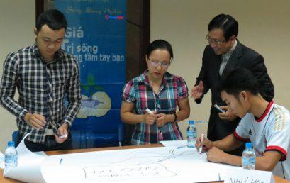 Đào Tạo Kỹ Năng Giao Tiếp Tại  Hà Nội Ngày 08-11-2013