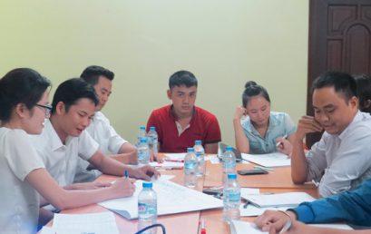 """Đào Tạo Kèm Cặp """" Kỹ Năng Giao Tiếp Ứng Xử"""" Ngày 09-12-2013"""