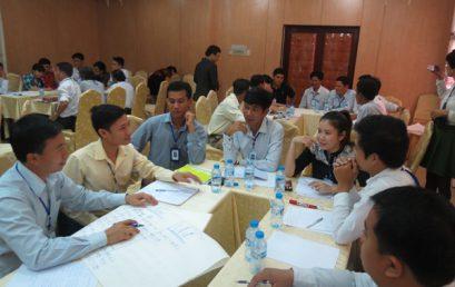 Đào Tạo Nội Lực Sale cho Công ty An Khang