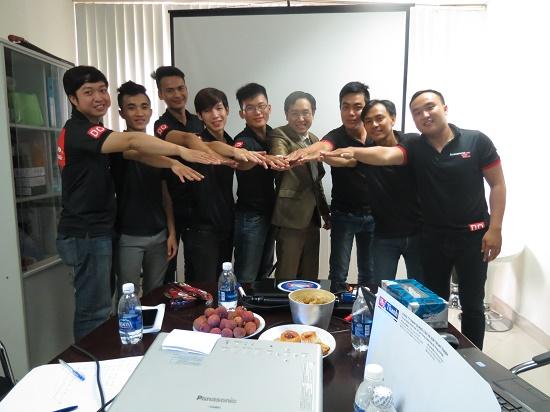Chương trình Kỹ Năng Trưng Bày Và Truyền Thông cho Đội Ngũ Giám Sát các Cửa Hàng Bán Lẻ tại Công ty Levono