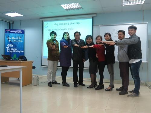 Chương trình Đào Tạo Kèm Cặp Kỹ Năng Giao Tiếp và Thuyết Trình tại Hà Nội