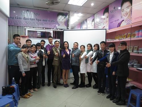 Chương trình đào tạo Kỹ Năng Giao Tiếp Và Bán Hàng cho Công Ty Kim Mỹ