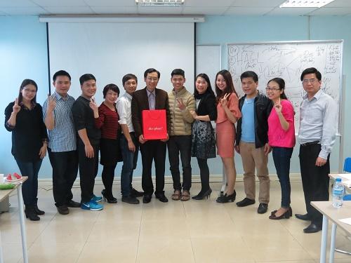 Chương trình Đào tạo Kỹ năng Giao tiếp và Trình bày thuyết phục tại Hà Nội