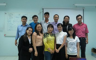Chương trình Đào Tạo Kỹ năng Giao tiếp và trình bày thuyết phục ngày 20/04 – 23/04 tại TPHCM