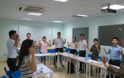 Đào tạo kèm cặp Kỹ năng Bán hàng và Chăm sóc khách hàng tại Hà Nội ngày 8- 11.06.2015
