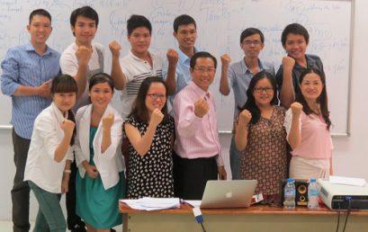 Đào tạo Kỹ năng Giao tiếp và thuyết trình tại TPHCM ngày 13-14.06.2015