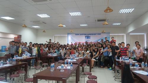 Đào tạo Kỹ Năng Chăm Sóc Khách Hàng và Kỹ Năng Thuyết Phục Khách Hàng hiệu quả cho Công Ty Cổ Phần Thái Minh