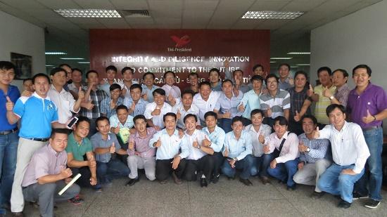 Chương trình đào tạo Kỹ Năng Lãnh Đạo và Quản Lý cho Công Ty Uni – President