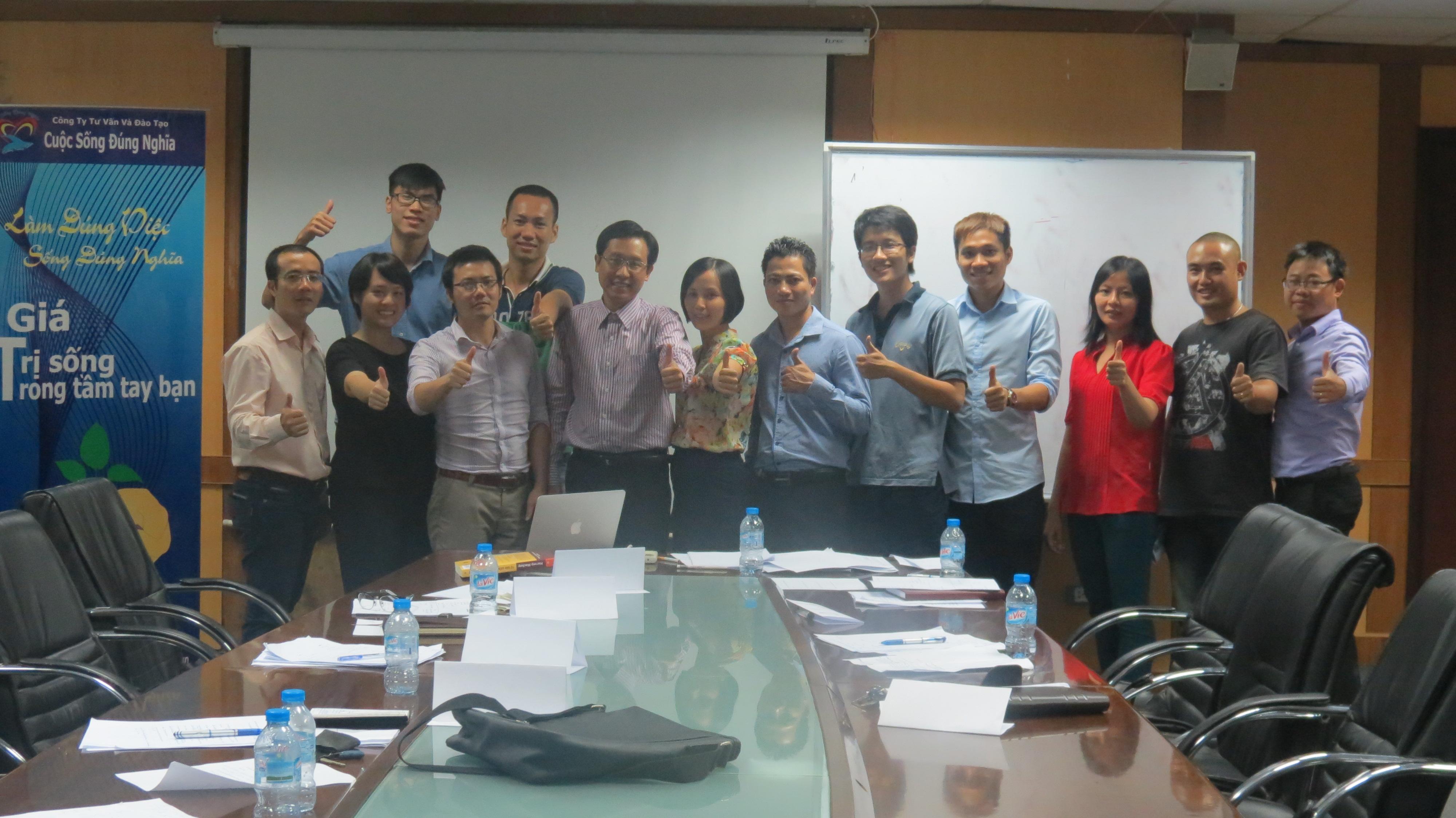 Đào Tạo Public Tại Hà Nội Tháng 09: Kỹ năng giao tiếp và trình bày hiệu quả