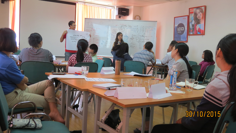 Đào tạo kỹ năng lập kế hoạch kinh doanh cho công ty Mtalent