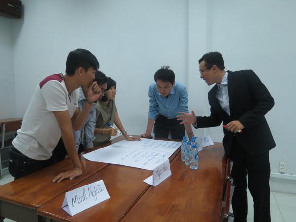 Đào Tạo Kỹ Năng Giao Tiếp Tháng 11 Tại TP.HCM