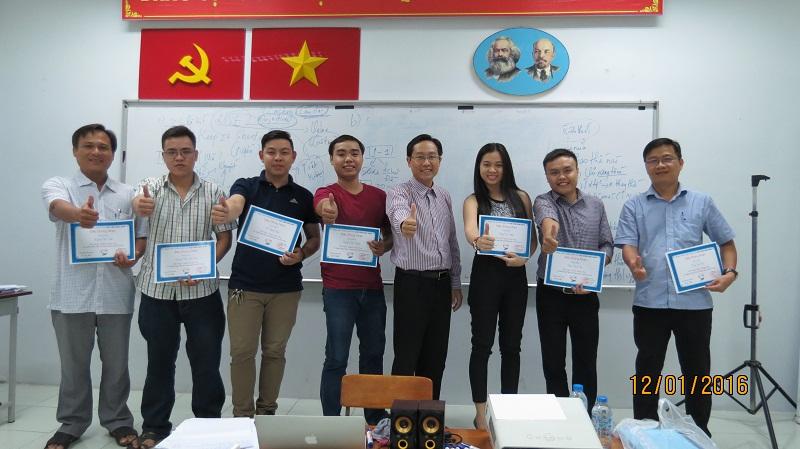 Đào tạo Kỹ Năng Giao Tiếp Và Thuyết Trình Hiệu Quả cho học viên TP.HCM  tháng 01/2016